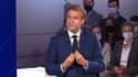 Emmanuel Macron lors de la présentation du plan France 2030 le 12 octobre 2021