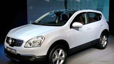 Les moteurs diesel du Nissan Qashqai sont dans le collimateur des autorités sud-coréennes.