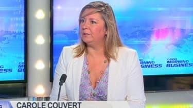 Carole Couvert, invitée de BFM Business, ce lundi 9 septembre