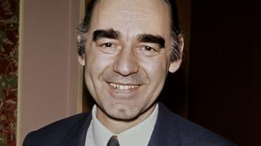 Bernard Lavalette en décembre 1970