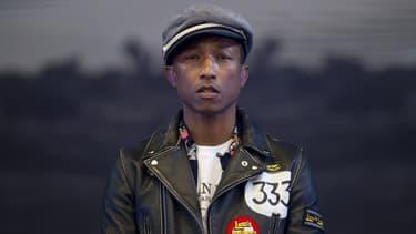 "Pharrell Williams chante ""Freedom"""