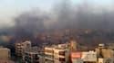 Depuis le 15 mars, 2100 personnes sont mortes en Syrie et le 31 juillet l'armée a lancé une vaste opération contre Hama au cours de laquelle 140 personnes ont trouvé la mort.