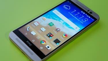 Le One M9 d'HTC