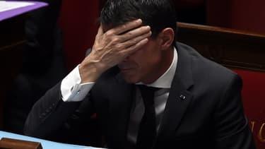 Manuel Valls s'est dit hostile à une fusion entre Renault et Nissan.