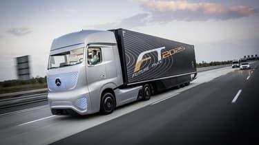 Le Futur Truck 2025 sera l'une des vedettes d'un événement qui se tiendra sur le Las Vegas Motor Speedway