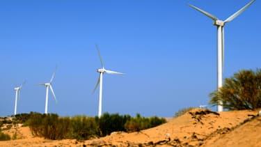 L'objectif du Danemark est de couvrir 50% de la consommation électrique du pays grâce à l'éolien.