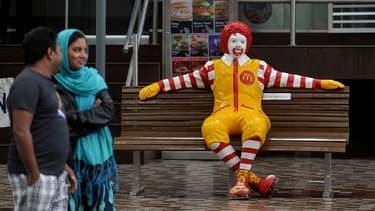 McDonald's a ouvert une enquête (image d'illustration)