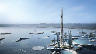 Le futur plus haut gratte-ciel du monde est à l'étude dans la capitale nippone.