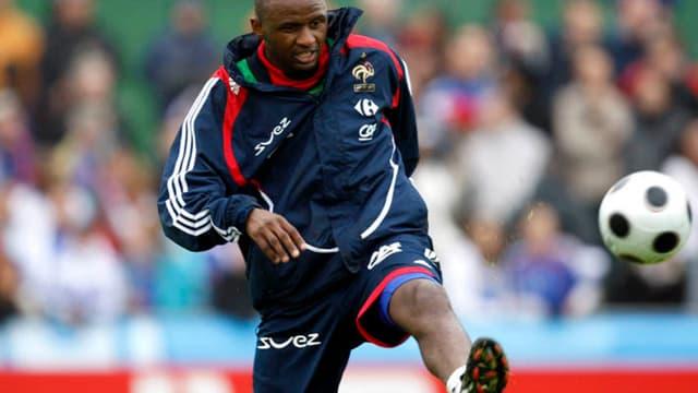 Patrick Vieira veut consacrer ses dernières années à son club de Manchester City