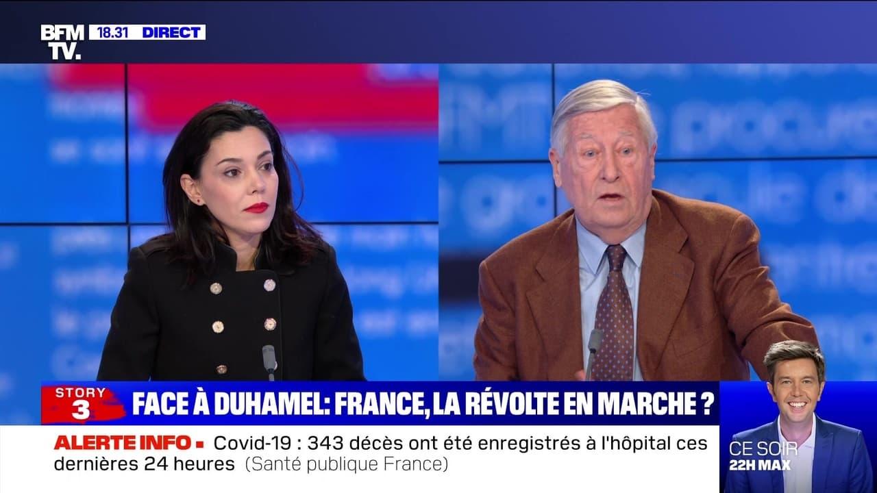 Face à Duhamel: France, la révolte en marche ? - 22/03