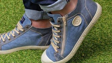 Le groupe Vivarte a vendu à Start'Hopps sa marque de chaussures Pataugas. (image d'illustration)