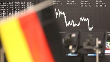 Les prévisions pour la croissance allemande en 2014 restent pour l'instant entre 1,7 et 1,9%.