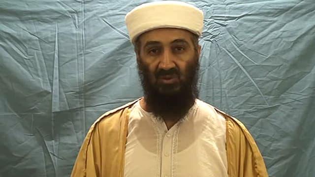 Photo d'Oussama Ben Laden diffusée par le département de la Défense américain le 7 mai 2011.