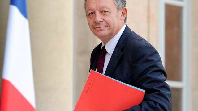 Thierry Braillard, le secrétaire d'Etat aux Sports