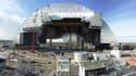 Construit par une coentreprise réunissant Bouygues et Vinci, ce dôme métallique installé au dessus des restes du réacteur de Tchernobyl a été inauguré le 29 novembre 2016.