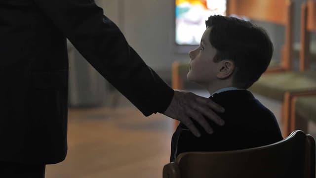 """Image du film de François Ozon, """"Grâce à dieu"""""""