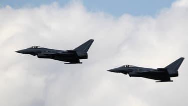 Le ministère allemand de la Défense a annulé la commande de 37 Eurofighter.