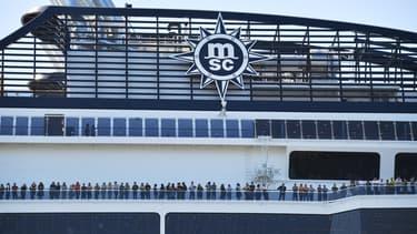 MSC dit vouloir entrer au capital de STX France pour protéger le chantier naval d'éventuels pillages de technologie de son autre actionnaire, Fincantieri.