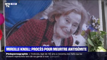 Story 1 : Procès pour meurtre antisémite dans l'affaire Mireille Knoll - 13/07