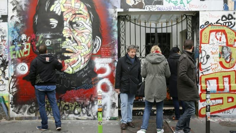 Le 5 bis rue de Verneuil s'appellera «Maison Gainsbourg»