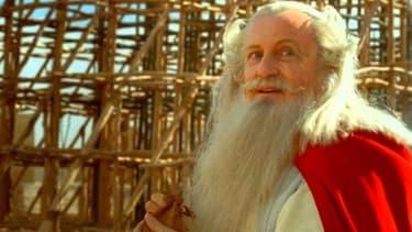 Claude Rich dans Astérix et Obélix: Mission Cléopâtre