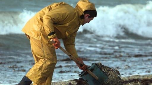 La catastrophe de l'Erika serait un cas typique pour les actions de groupe environnementales.
