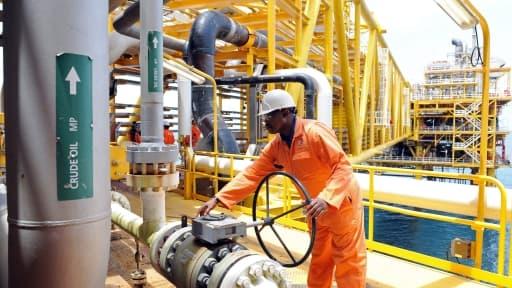 Sinopec a acquis 20% de ce gisment pétrolier offshore, au large du Nigéria