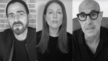 Justin Theroux, Julianne Moore et Stanley Tucci