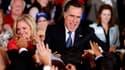 En s'imposant largement dans la primaire républicaine de Floride, Mitt Romney remet sa campagne dans le sens de la marche et, avec un peu plus de 46% des voix, creuse un avantage conséquent sur son plus proche rival, Newt Gingrich (32%). /Photo prise le 3