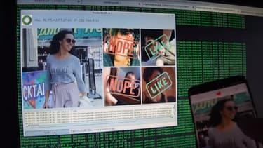 Le logiciel TinderDrift permet d'afficher les swipes d'un utilisateur