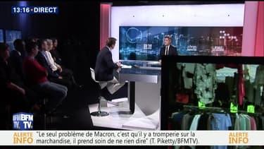 """Présidentielle 2017: """"François Fillon ira jusqu'au bout et il l'a dit"""", Jérôme Chartier"""