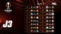 Ligue Europa : Le programme de la J3 avec l'OM, l'OL et Monaco
