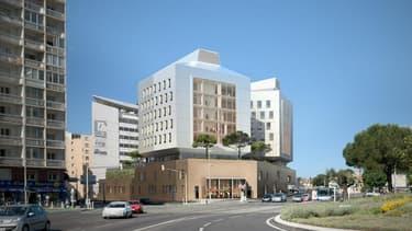 Toulon dispose d'un nouveau campus