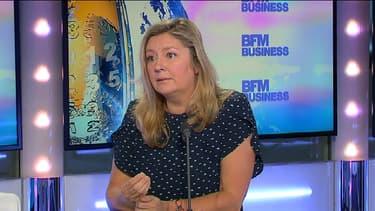 Carole Couvert, présidente de la CFE CGC, était l'invitée de Stéphane Soumier dans Good Morning Business ce 22 avril.