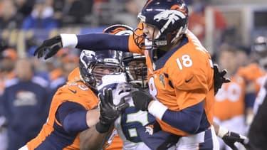 Le Super Bowl 2014 a vu Seatlle prendre le dessus sur Denver.