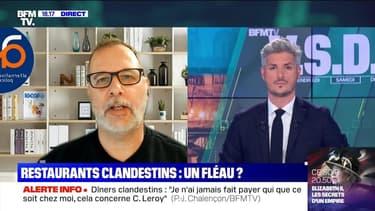 Restaurants clandestins: Un fléau ? – 10/04