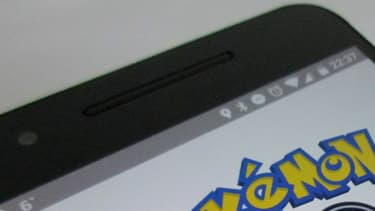 Le jeu Pokémon Go.