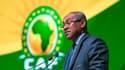 Le président sortant de la CAF, Ahmad Ahmad