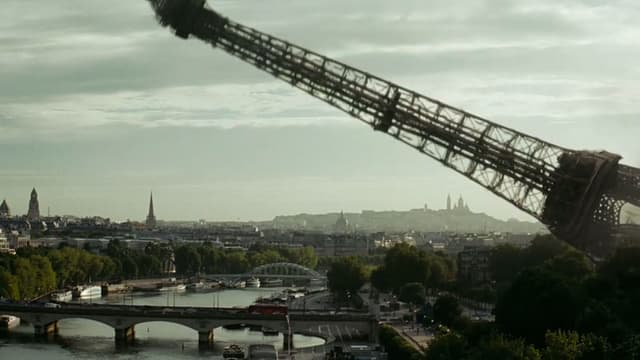 La Tour Eiffel détruite dans GI Joe: le réveil du Cobra