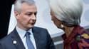 Bruno Le Maire était à Washington dans le cadre des réunions du FMI.
