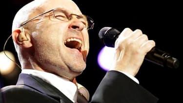 Le chanteur et batteur Phil Collins met un terme à sa carrière. En solo ou avec Genesis, groupe au 150 millions de disques vendus qu'il avait d'abord rejoint comme batteur avant de remplacer Peter Gabriel au chant, il a signé de nombreux succès. /Photo pr