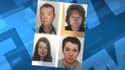 Pascal, Brigitte, Sébastien et Charlotte Troadec ont disparu il y a une semaine.