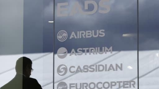 La nouvelle organisation d'EADS prévoit de fusionner les filiales Astrium et Cassidian