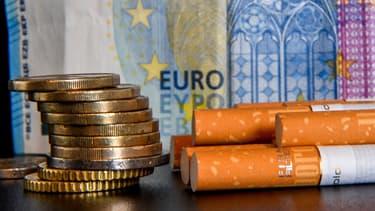 Au 1er mars, le prix du paquet de Marlboro, marque la plus vendue en France, atteindra la barre symbolique des dix euros.