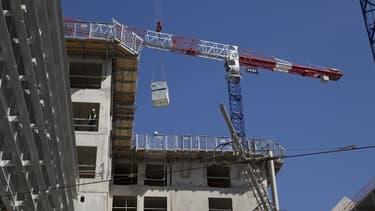 De février à avril, 69.925 mises en chantier de logements ont été comptées.