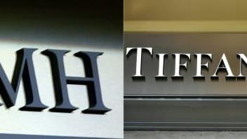 """Le géant du luxe LVMH va saisir la justice américaine contre le joaillier Tiffany, qu'il accuse de """"mauvaise foi"""""""
