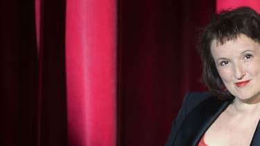 """Anne Roumanoff joue son spectacle """"Aimons-nous les uns les autres"""""""