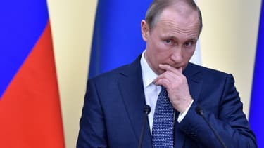 Vladimir Poutine a signé mercredi le prolongement de l'embargo russe.