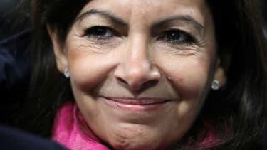 La maire de Paris Anne Hidalgo