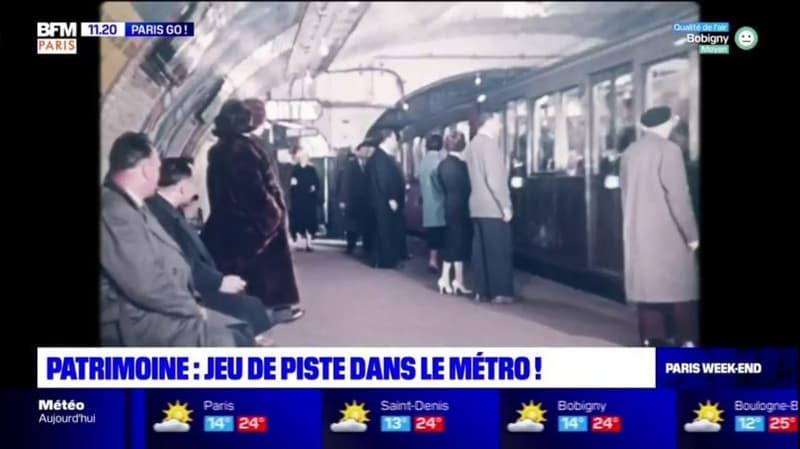 Paris Go : Les Journées du Patrimoine dans le métro !